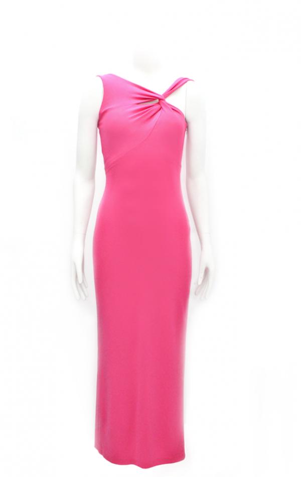 vestido de fiesta rosado