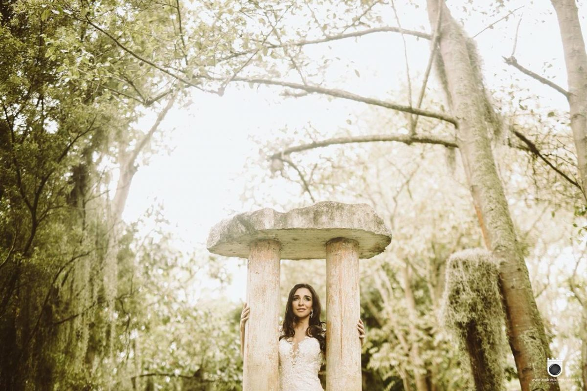vestido de novia sirena alquiler