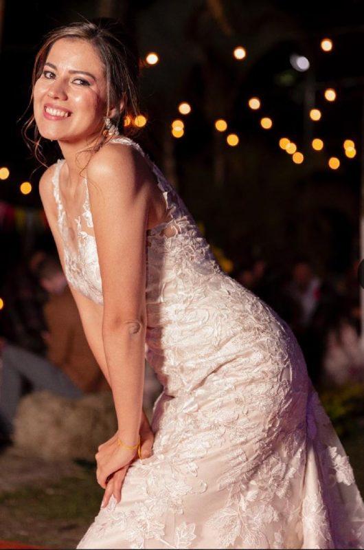 Vestido de novia estilo sirena colombia
