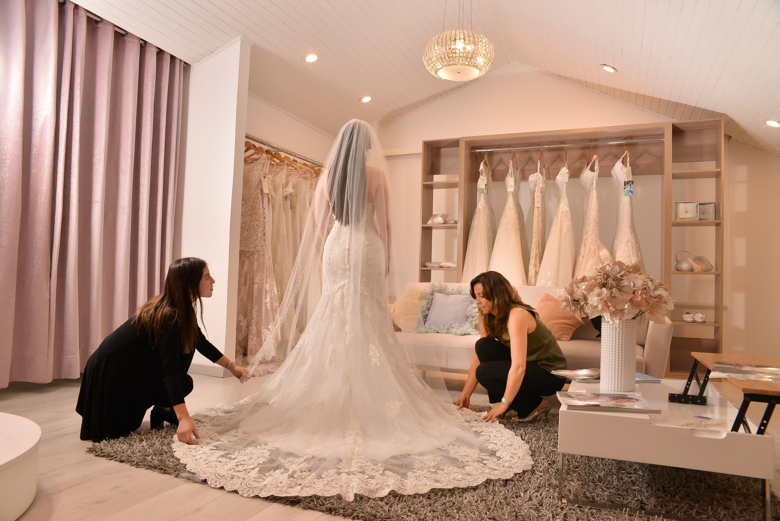 Vestidos de novia Aura Novias Bogotá