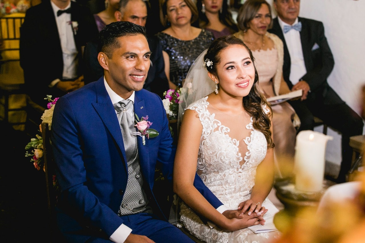 vestido de novia corte sirena-aura novias-bogotá colombia