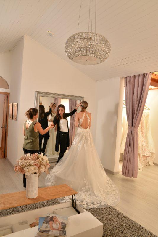 Vestidos de novia Aura Novias