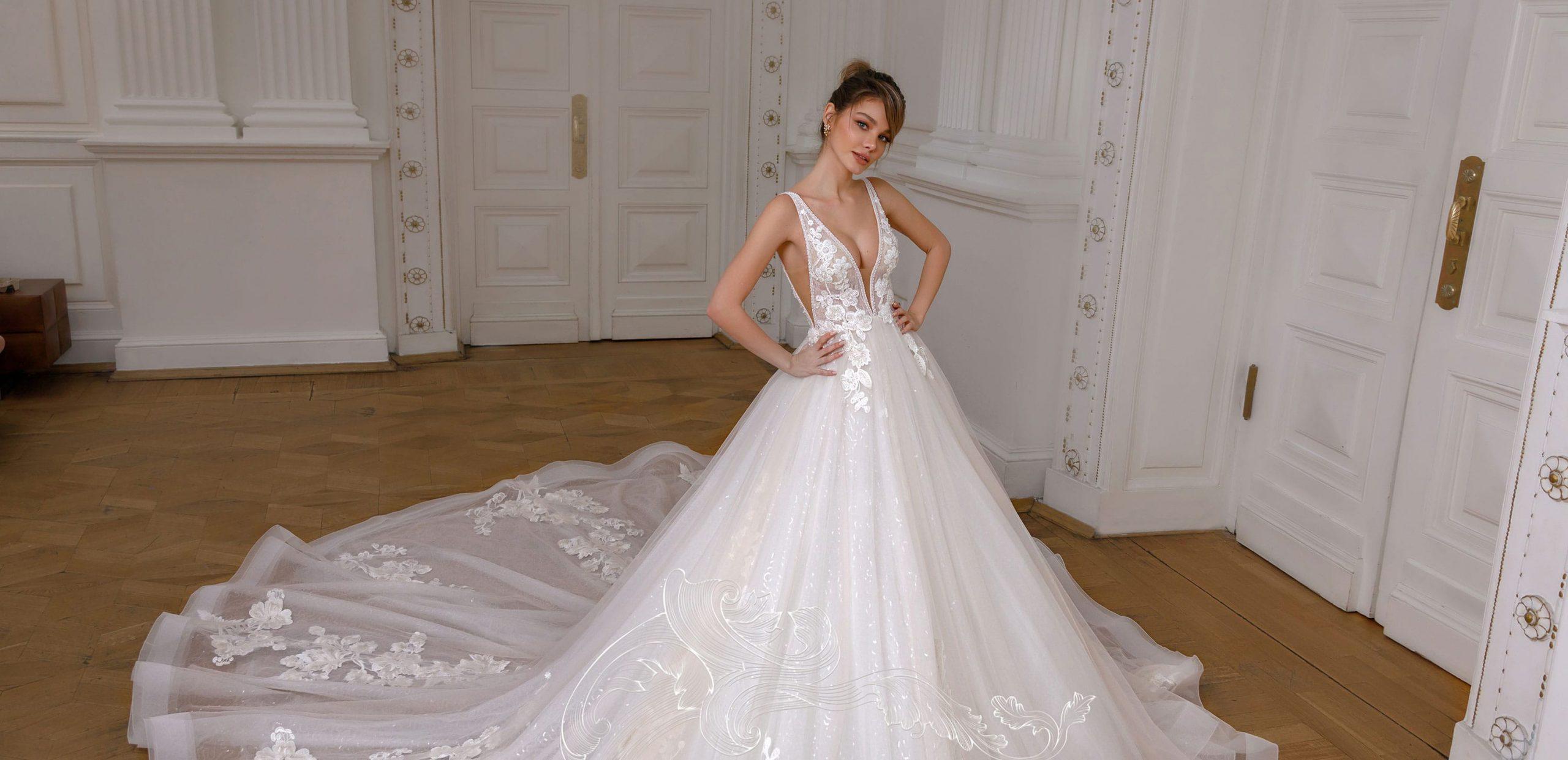Vestido de Novia Princesa 18083