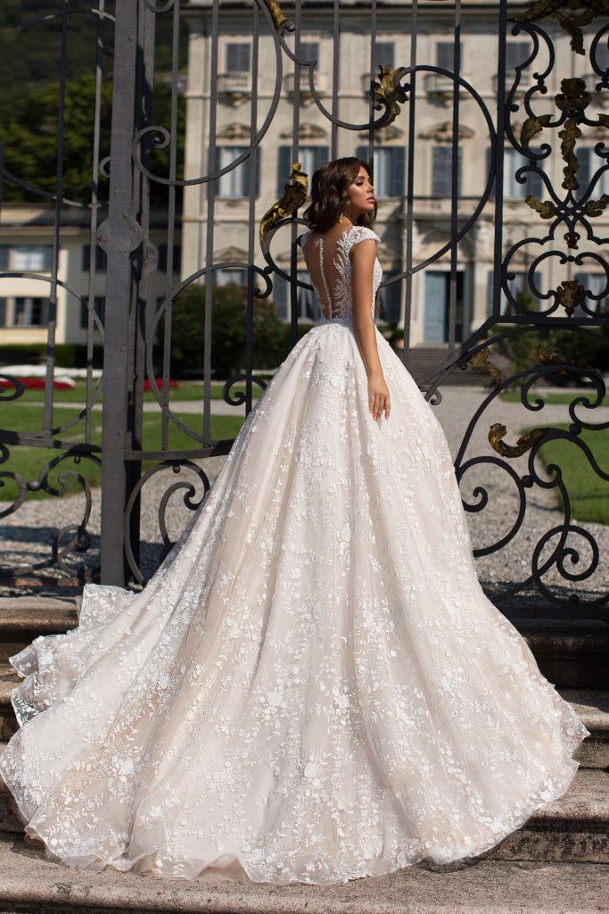 vestido de novia princesa para alquiler en Bogota