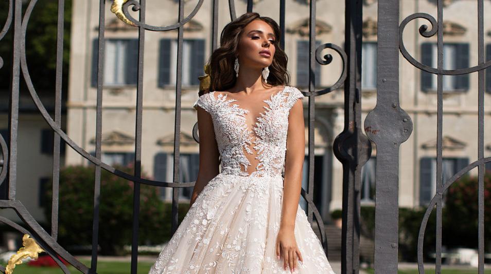 vestido de novia 2020 disponible para alquiler