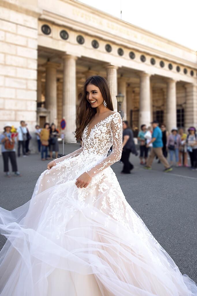 vestido de novia coleccion 2020 en Bogota