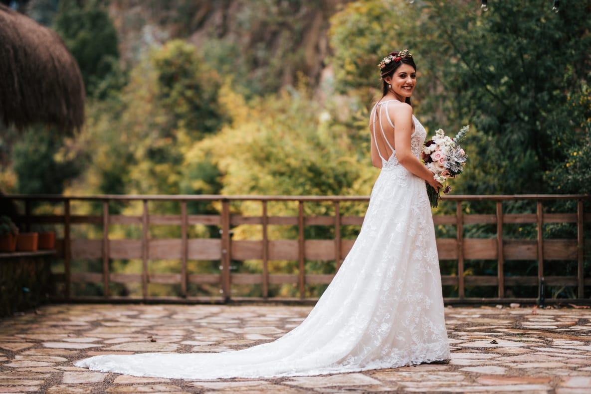 vestidos de novia bogota
